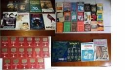 Livros + Filmes = Coleção Impecável