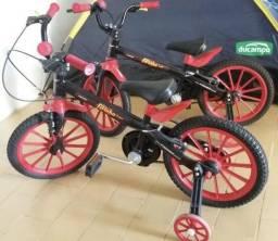 Duas bicicletas ferinha aro 16