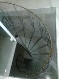 Escada Caracol 3 metros. Escada interna