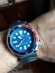 Relógio Seiko Scuba Diver Pepsi comprar usado  Santa Bárbara D'Oeste