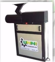Máquinas para beneficiamento de castanha do Pará/ Brasil