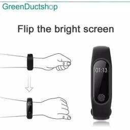 Pulseira Touch Inteligente M2 Bluetooth smatband Fitness