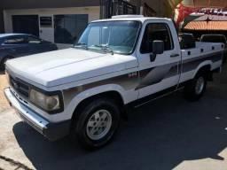 Chevrolet D20 Custom De Luxe 1992 Raridade! - 1992