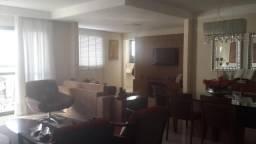 Apartamento com 3 dormitórios à venda, 168 m² por r$ 750.000,00 - quilombo - cuiabá/mt