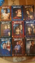Smallville séries