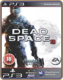 Título do anúncio: Ps3 Dead Space 3