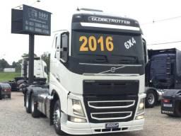 Volvo FH 500 6x4 ano 2016 modelo novo - 2016