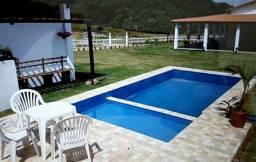Sítio 8.000m², casa 6 suítes, lago, piscina, 600m BR-324, 22km Salvador