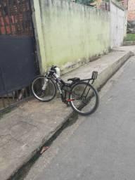 Vendo bicicleta rebaixada 400