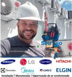 Instalação e Manutenção de Ar Condicionado Split em Belo Horizonte e Região Metropolitana