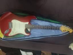 Guitarra Memphis M32 + Amplificador Master Audio GT-15