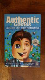 Livro Juvenil - Authentic Games