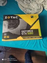 Vendo zotac GTX 1080