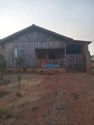 Casa com 3 dormitórios à venda, 84 m² por R$ 80.000,00 - Industrial - Porto Velho/RO