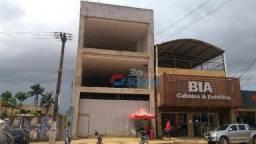 Prédio comercial para locação, Av. Jatuarana, 4317 - Nova Floresta, Porto Velho.