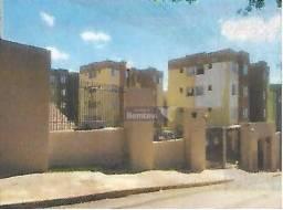 Apartamento com 2 dormitórios à venda, 43 m² por R$ 52.821,78 - Jardim Novo Horizonte - Ro