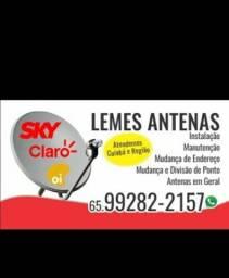 LEMES ANTENAS