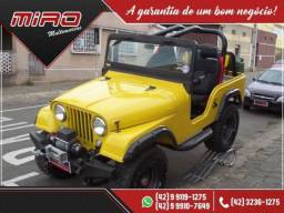 Ford Jeep WILLYS 6 CILINDROS 2P