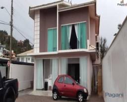 Casa com 4 dormitórios à venda, 160 m² por R$ 990.000 - Praia de Fora - Palhoça/SC