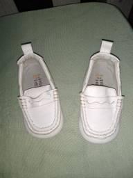 Sapato para Batizado