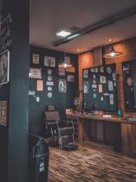 Barbearia completa pronta para trabalhar (valor negociável)