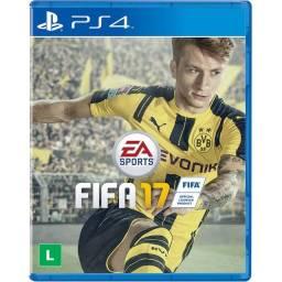Jogo Fifa 17 Playstation 4 Original Usado