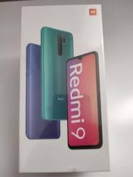 #Lacradinho# Redmi 9 64 4 de RAM.. Novo com Garantia e Entrega