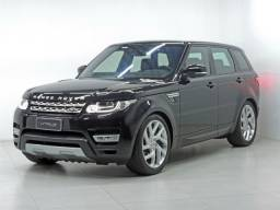 Range Rover Sport 3.0 HSE 2016 - Único Dono