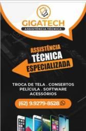 GIGA TECH ASSISTÊNCIA TECNICA DE CELULARES E TABLETS
