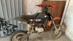 Vendo mini moto pop