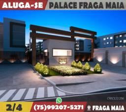 Palace Fraga Maia-2/4-Próximo Avenida-Fraga Maia-Feira de Santana-Ba.