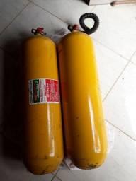 Vendo kit de gás natural completo de ou troco no frizer tampa vidro