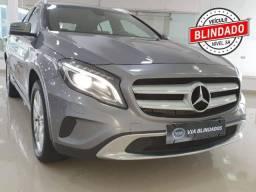 Mercedes GLA 200 1.6 CGI 16V Turbo - 2016 - Blindada