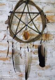 Pentagrama Wicca para Proteção