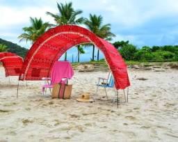 Tenda cabana portátil