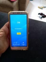 Moto E 5 Play 16 GB dourado
