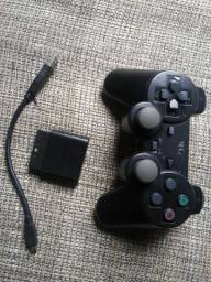 Manete 3 em 1 PS2 PS3 e PC