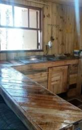 Cozinhas adegas armários rústicos