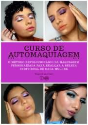 Curso de Automaquiagem (método da maquiagem personalizada)