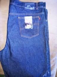 Calça jeans pontuação 58