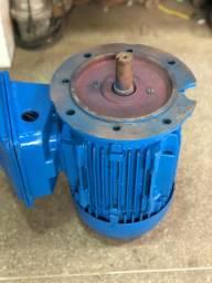 Motor bifásico 3cv : 220/440 v. 4 polos