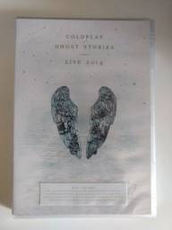 DVD / CD Coldplay Ghost Stories Live 2014 Lacrado