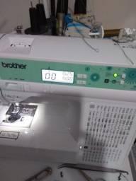 Máquina de Costura Reta eletrônica Brother Nova