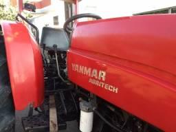 Trator Yanmar 1155 Semi Novo Ano 2004