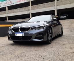 BMW 320M sPORT 20/20 Único Dono - Apenas 750km