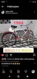 Vendo bicicleta brasiliense 64 ( relíquia )