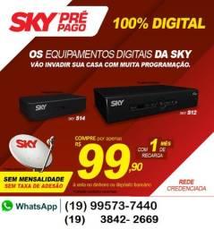 Kit Sky oferta especial