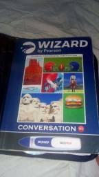 Livro de inglês Wizard