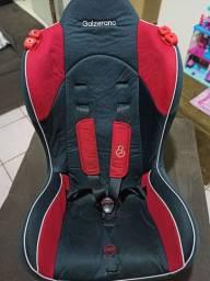 Cadeira para Automóvel Galzerano Tranbyb - 0 - 25 kg grafite / vermelha<br><br>
