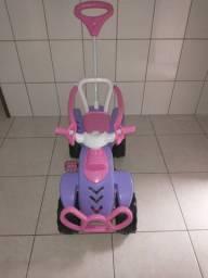 Quadriciclo calesita
